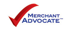 Merchant Advocate logo links to the web site
