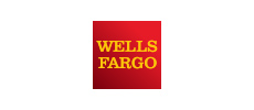 Wells Fargo logo linking to page